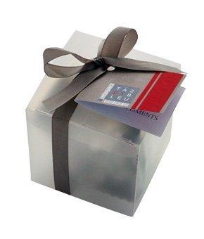 Cube PP ou PET /ruban